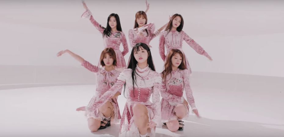 Oh My Girl Secret Garden Review