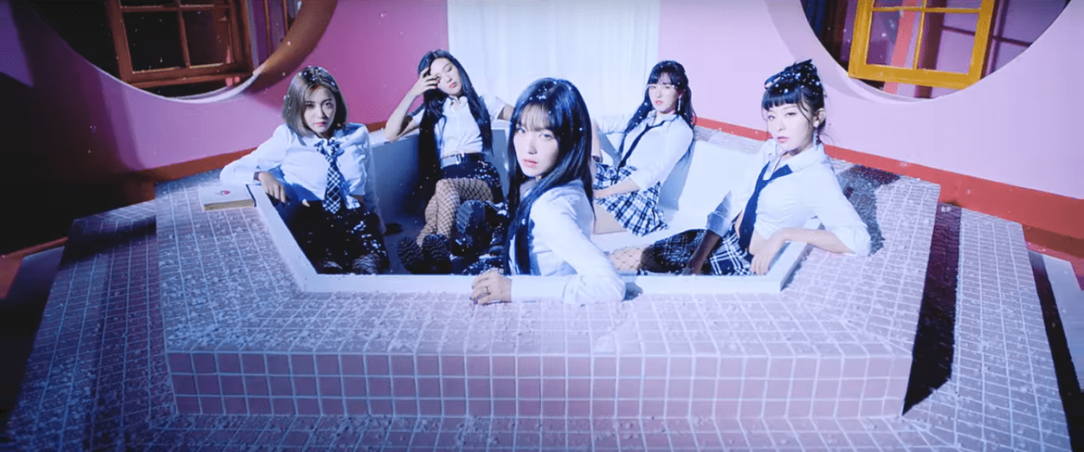 Red Velvet: Bad Boy Review