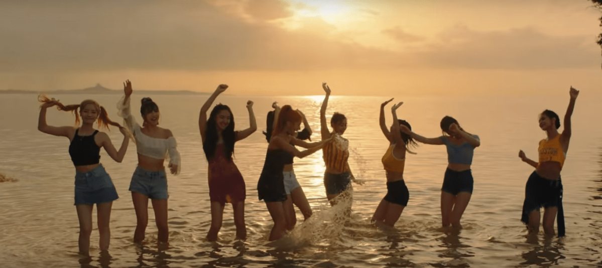 TWICE: Dance the Night Away Review