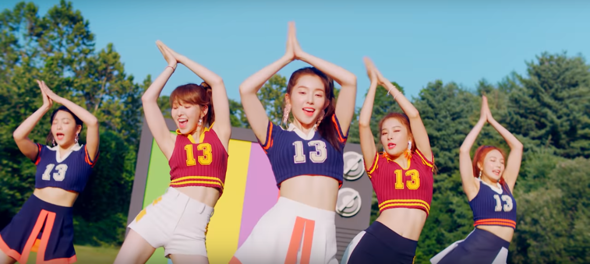 Red Velvet: Power Up Review